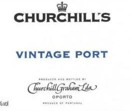 Churchills Vintage Port 2011
