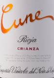Cune Rioja Crianza Red 17 375ML