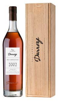 Francis Darroze Armagnac Domaine de Paguy 2002