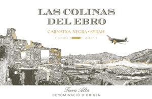 Las Colinas del Ebro Garnacha-Syrah Tinto 2017