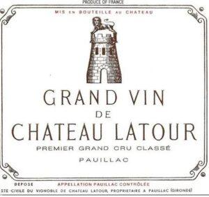 Chateau Latour 2008