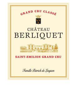 Chateau Berliquet Saint Emilion 2010