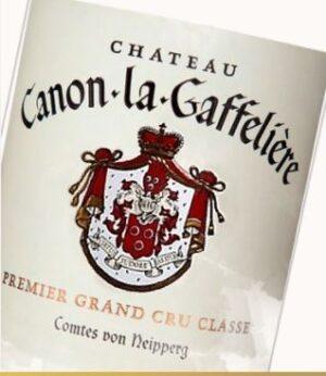 Chateau Canon La Gaffeliere Saint Emilion 2013