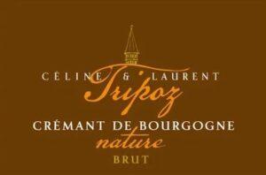 Cremant de Bourgogne Celine and Laurent Tripoz NV
