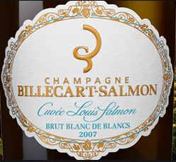 Billecart-Salmon Champagne Blanc de Blancs Cuvee Louis NO BOX 2007