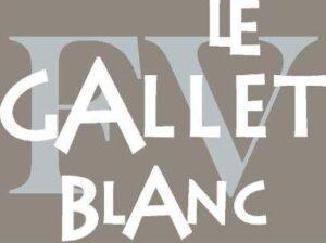 Domaine Francois Villard Cote Rotie Le Gallet Blanc 2016