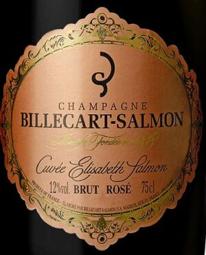 Billecart-Salmon Champagne Cuvee Elizabeth Rose 1.5L NV