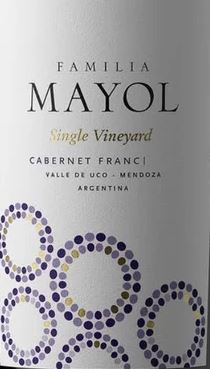 Familia Mayol Cabernet Franc 2017