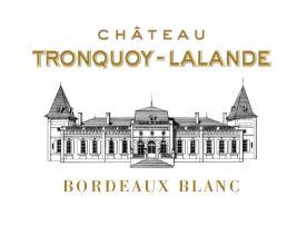 Chateau Tronquoy Lalande BLANC Bordeaux 2014