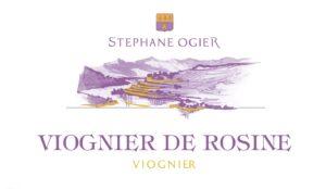 Domaine Stephane Ogier Viognier de Rosine 2018