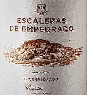 Miguel Torres Escaleras de Empedrado Pinot Noir 2014