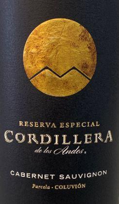Miguel Torres Cordillera Cabernet Sauvignon 2018