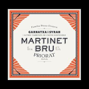 Mas Martinet Martinet Bru Priorat 2018