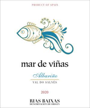 Adegas Gran Vinum Mar de Vinas Albarino 2020