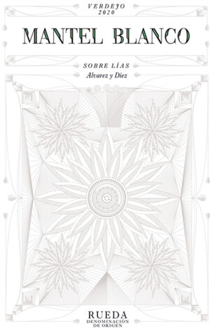 Mantel Blanco Verdejo 2020