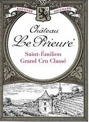 Chateau Le Prieure Saint Emilion Grand Cru 2015
