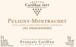 Carillon Puligny Montrachet Enseigniers 2018