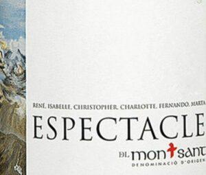 Espectacle del Montsant Tinto Espectacle Vins 2013