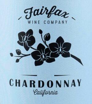 Fairfax Wine Co. Chardonnay 2018