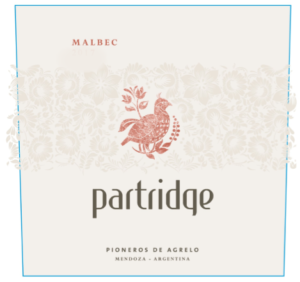 Partridge Malbec 2020